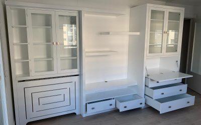 Cada mueble es único.